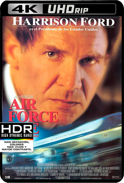 AIR FORCE ONE [4K UHDRIP][2160P][HDR10][AC3 5.1 CASTELLANO-AC3 5.1-INGLES+SUBS][ES-EN] torrent